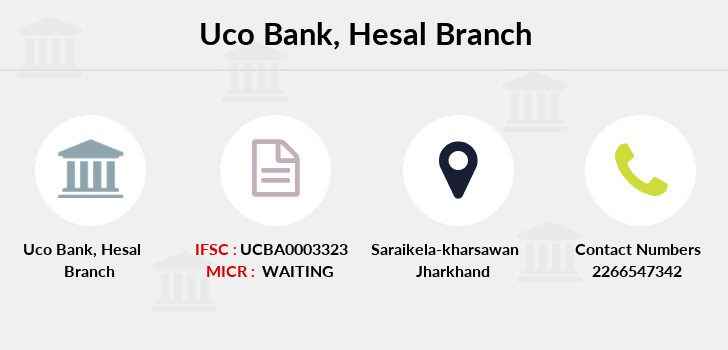 Uco-bank Hesal branch