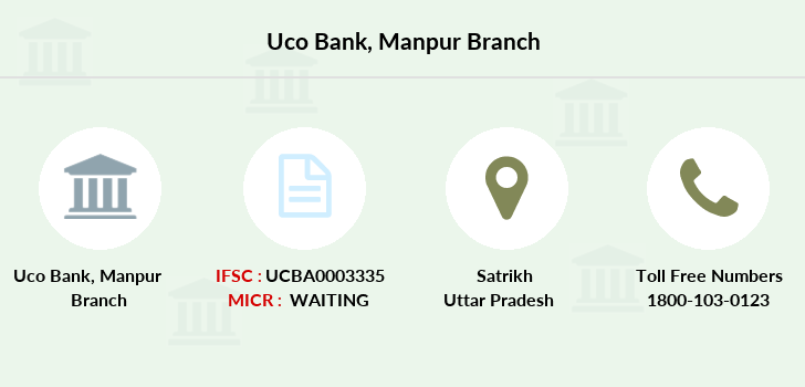 Uco-bank Manpur branch