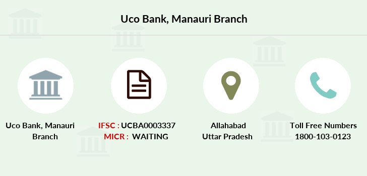 Uco-bank Manauri branch