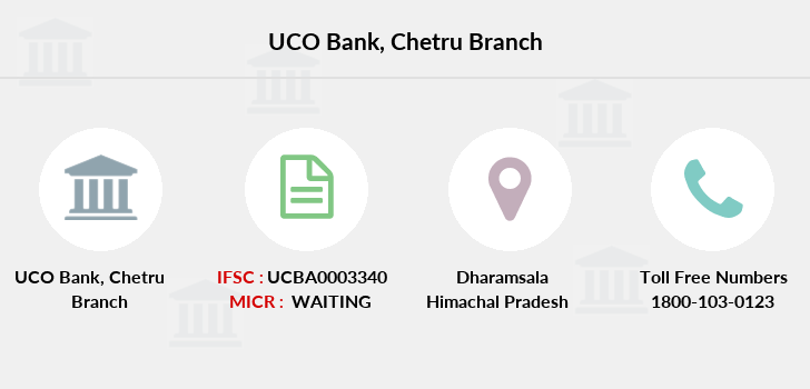 Uco-bank Chetru branch