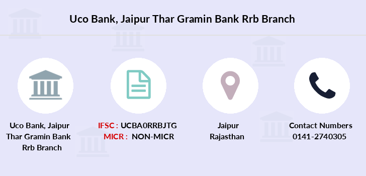 Uco-bank Jaipur-thar-gramin-bank-rrb branch