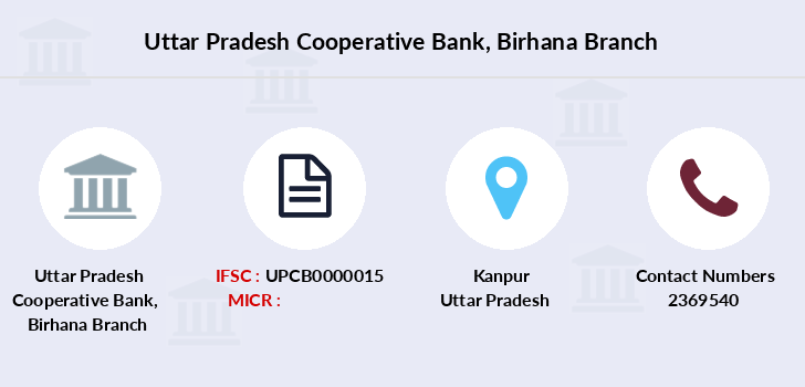 Uttar-pradesh-cooperative-bank Birhana branch