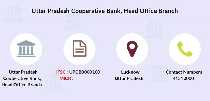 Uttar-pradesh-cooperative-bank Head-office branch
