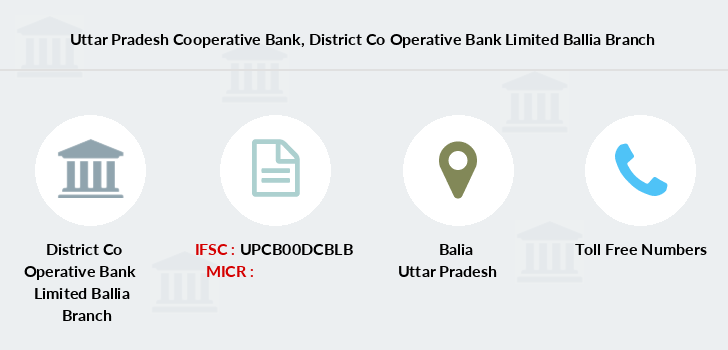 Uttar-pradesh-cooperative-bank District-co-operative-bank-limited-ballia branch