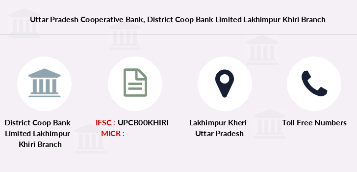Uttar-pradesh-cooperative-bank District-coop-bank-limited-lakhimpur-khiri branch
