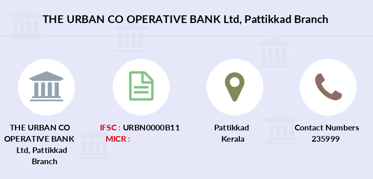 The-urban-co-operative-bank-ltd Pattikkad branch