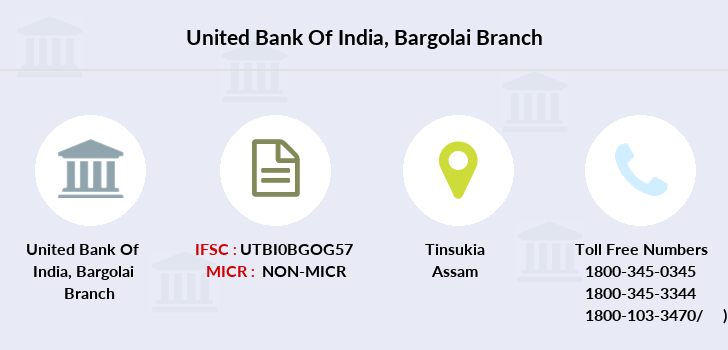 United-bank-of-india Bargolai branch
