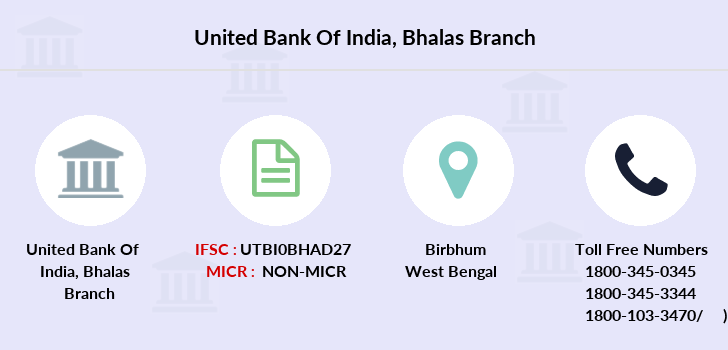 United-bank-of-india Bhalas branch