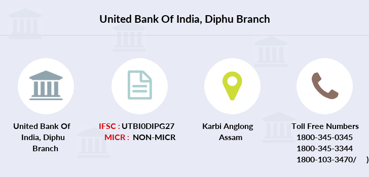 United-bank-of-india Diphu branch