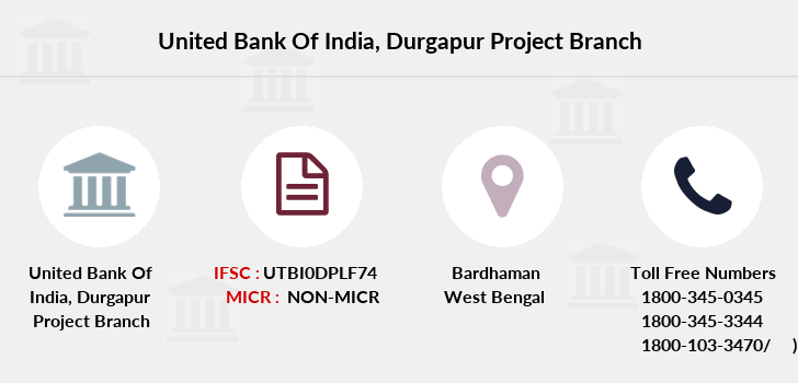 United-bank-of-india Durgapur-project branch