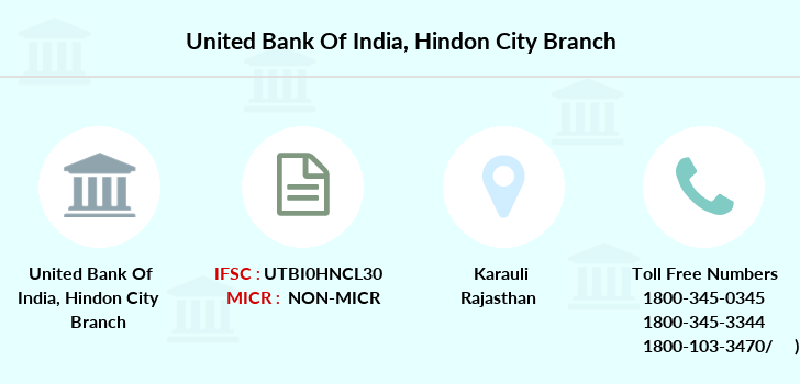 United-bank-of-india Hindon-city branch