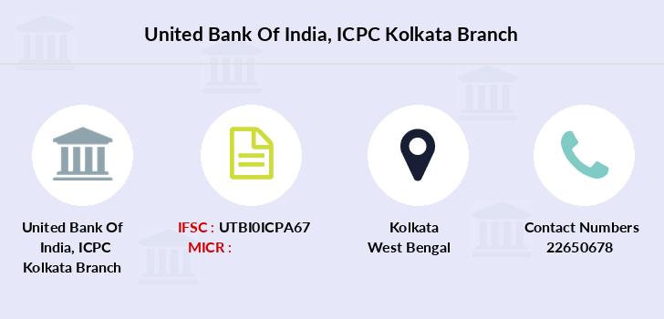 united bank of india kolkata branch contact number