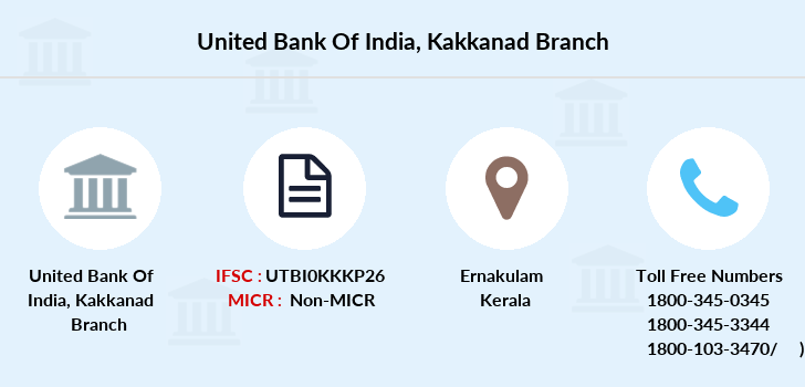 United-bank-of-india Kakkanad branch