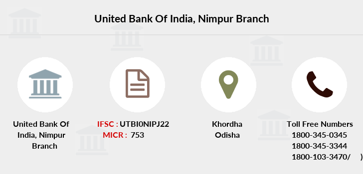 United-bank-of-india Nimpur branch