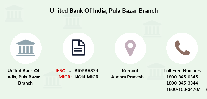 United-bank-of-india Pula-bazar branch
