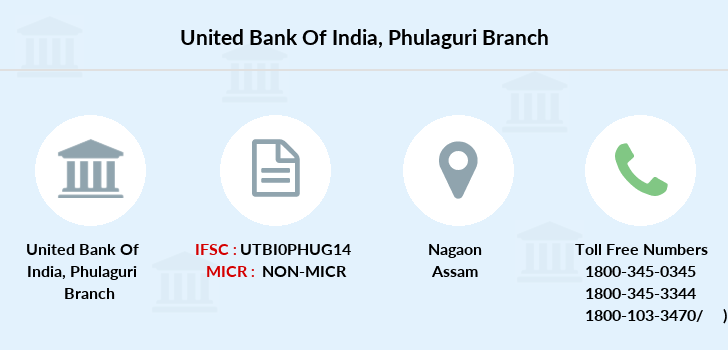 United-bank-of-india Phulaguri branch
