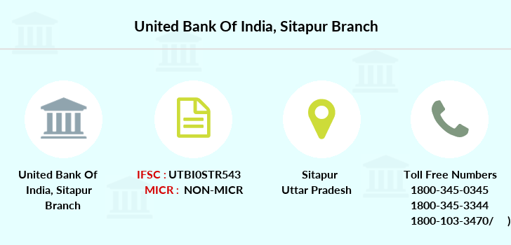 United-bank-of-india Sitapur branch