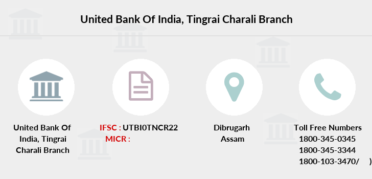 United-bank-of-india Tingrai-charali branch