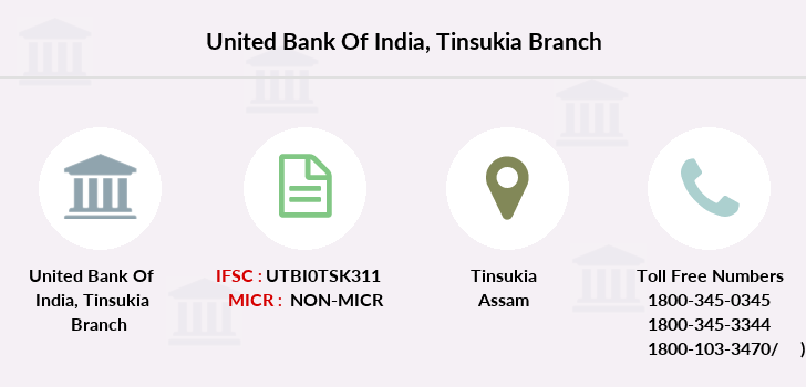 United-bank-of-india Tinsukia branch
