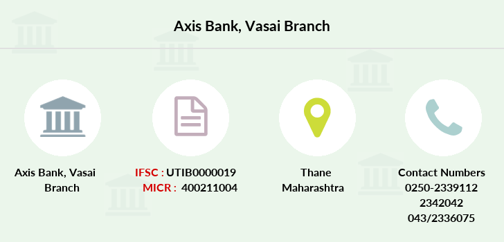 Axis-bank Vasai branch