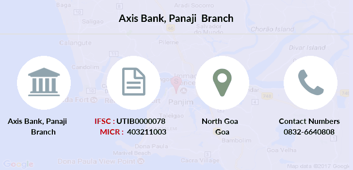 Axis-bank Panaji branch