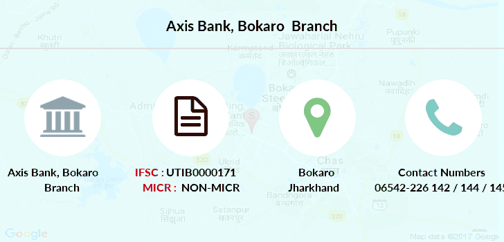 Axis-bank Bokaro branch