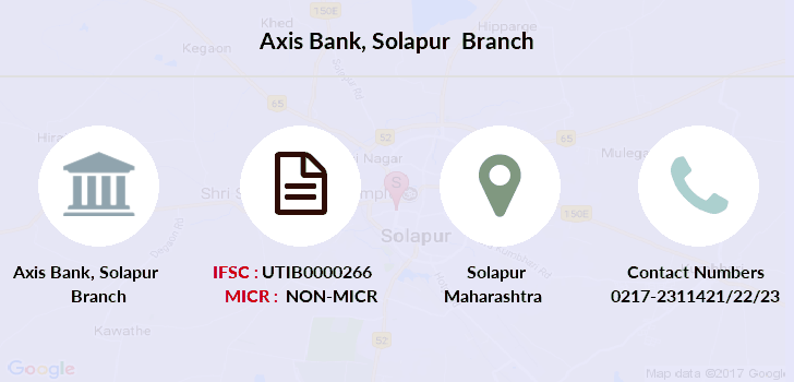Axis-bank Solapur branch