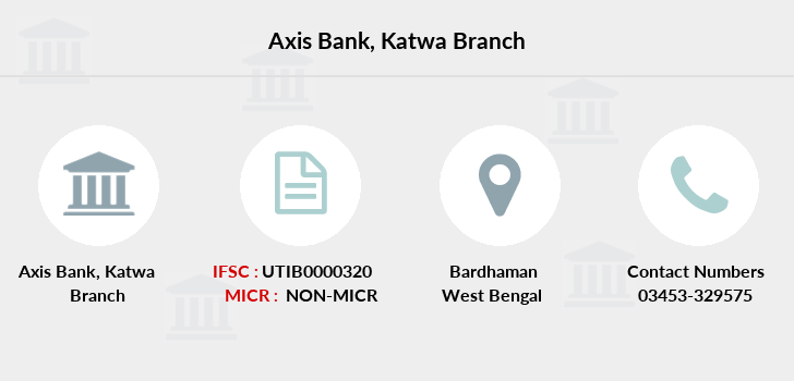 Axis-bank Katwa branch