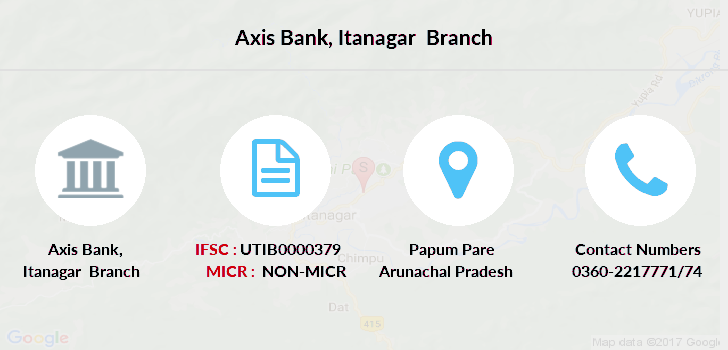 Axis-bank Itanagar branch