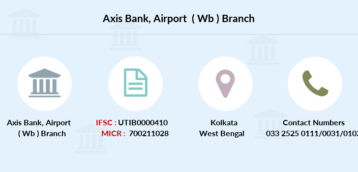 Axis-bank Airport-wb branch