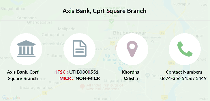 Axis-bank Cprf-square branch