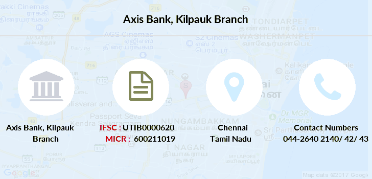 Axis-bank Kilpauk branch