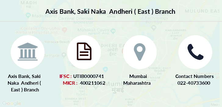 Axis-bank Saki-naka-andheri-east branch
