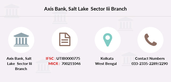 Axis-bank Salt-lake-sector-iii branch