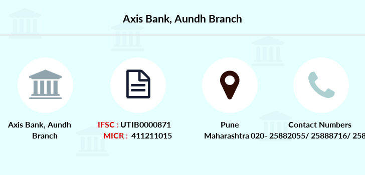 Axis-bank Aundh branch