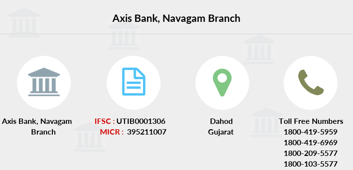 Axis-bank Navagam branch