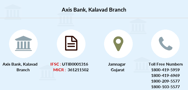 Axis-bank Kalavad branch