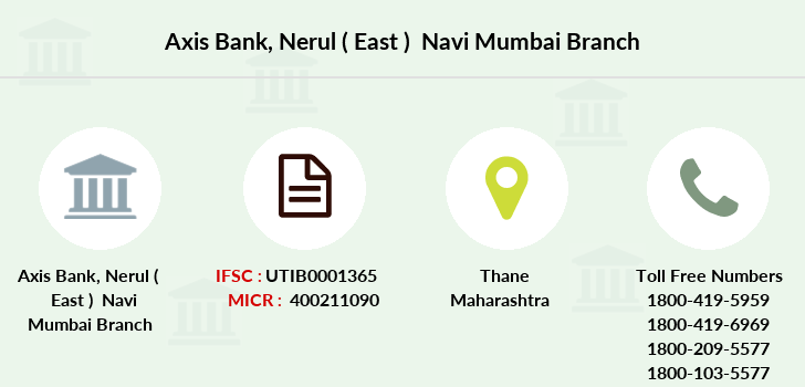 Axis-bank Nerul-east-navi-mumbai branch