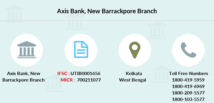 Axis-bank New-barrackpore branch