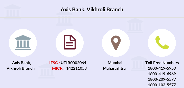 Axis-bank Vikhroli branch