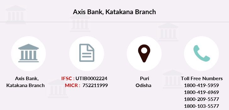 Axis-bank Katakana branch
