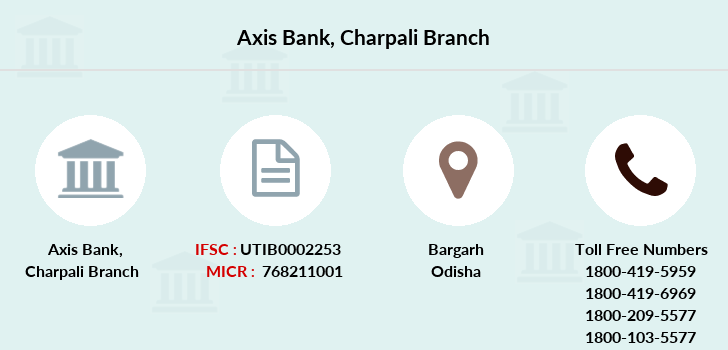 Axis-bank Charpali branch