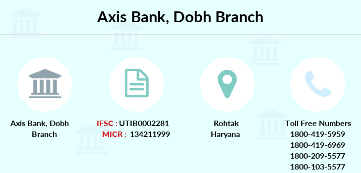 Axis-bank Dobh branch