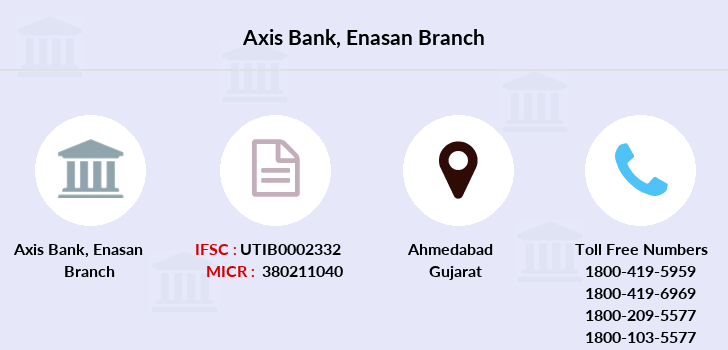 Axis-bank Enasan branch