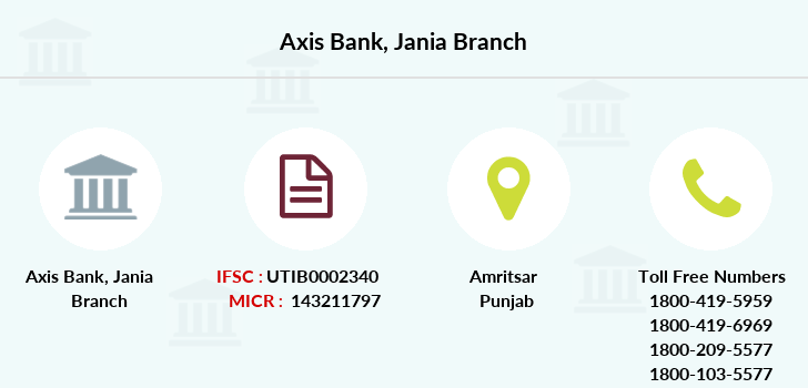 Axis-bank Jania branch