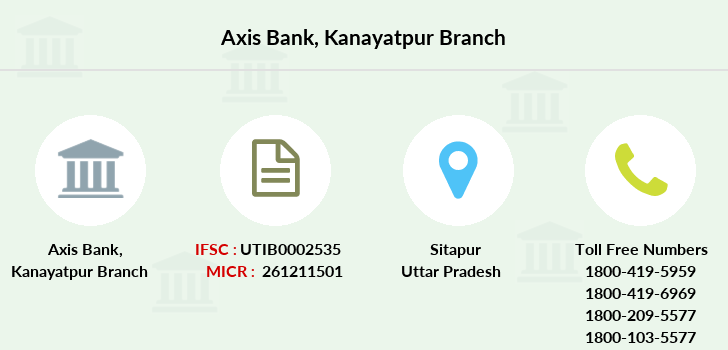 Axis-bank Kanayatpur branch