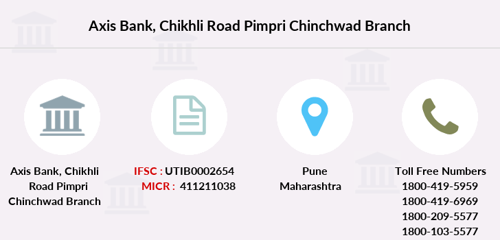 Axis-bank Chikhli-road-pimpri-chinchwad branch