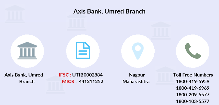 Axis-bank Umred branch