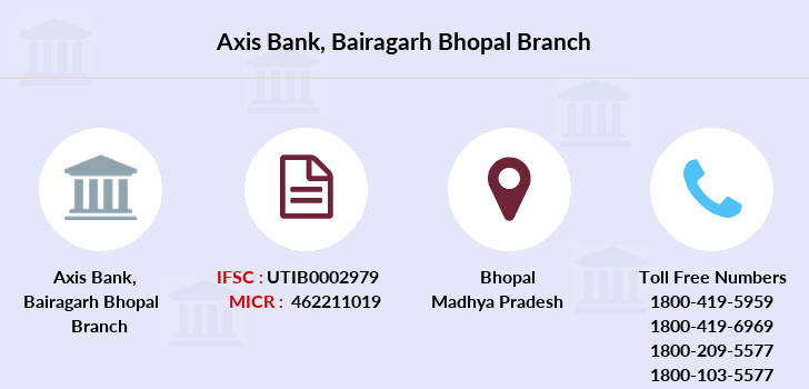 Axis-bank Bairagarh-bhopal branch