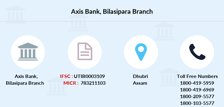 Axis-bank Bilasipara branch